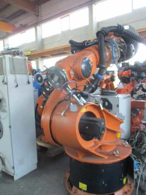 Roboter KUKA KR360 450-2 PA KRC2ed05 Profibus