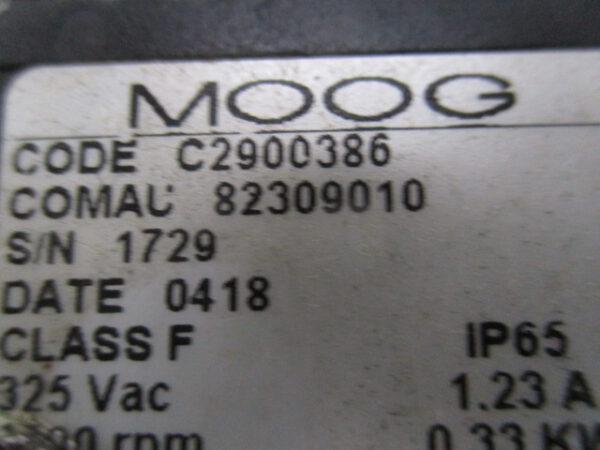 MOOG Servomotor
